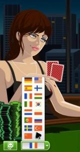 Good game poker à l'international