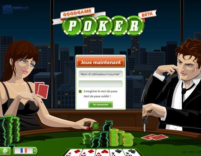 good game pokern
